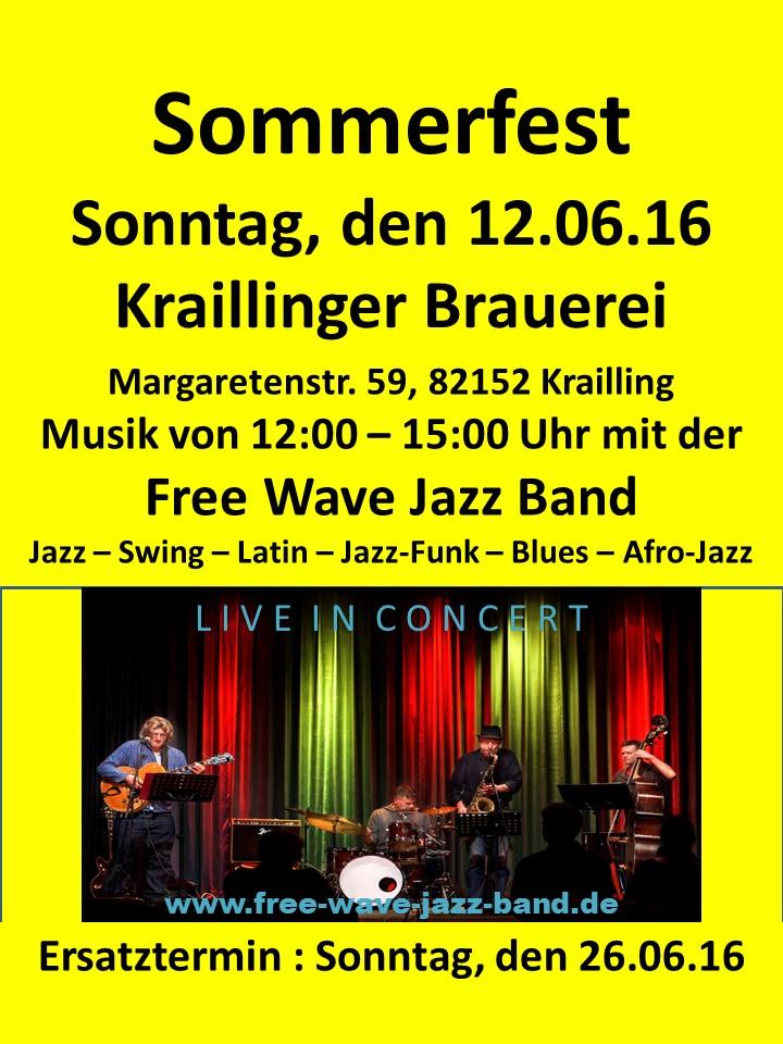 Kraillinger Brauerei - Sommerfest 12.06.16 (Version 11)
